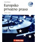 Europsko privatno pravo, opći dio
